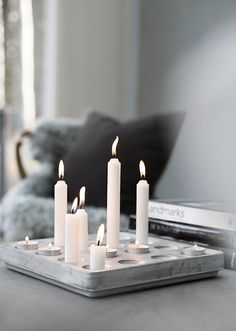 Stumpastaken candle holder from trendenser.se