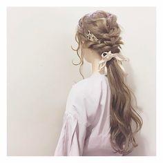 #Japanese Hairstyle #Cute #Hair #sachimayakoyo #Akiwarinda