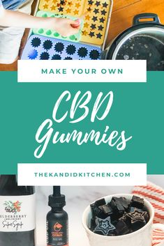 This is the best CBD oil gummies recipe! They include Elderberry, amazing immune support. Vitality Oils, supportive of detox pathways, the immune system, and cellul Herb Recipes, Real Food Recipes, Health Recipes, Health And Nutrition, Health And Wellness, Oils For Migraines, Elderberry Gummies, Endocannabinoid System, Healthy Kids