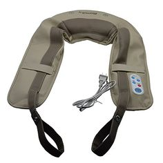 Blomiky M102 110V Improve Warmth Neck Shoulder Again Tapping Massager Cervical Therapeutic massage Shawls for Ache Aid Remedy Drum massager 110V vs 220V Ma