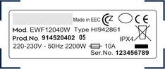Reservdelar och tillbehör för 94130968200 | Modell QSG1000X | Electrolux Signs, Scale Model, Shop Signs, Sign