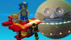 Lego Sonic Death Egg