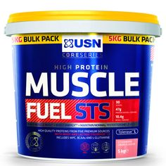 USN Muscle Fuel STS | USN (Ultimate Sports Nutrition) - Official Trade Sports Nutrition Distributor | Tropicana Wholesale