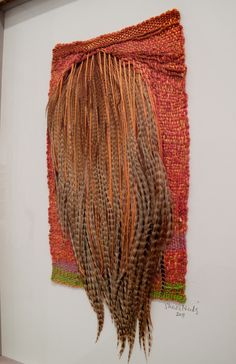 Sheila Hicks. the queen of weave is still going strong!
