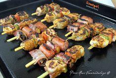 Mixed grill ou Parrillada du Sud Ouest