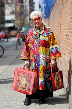 Ari Seth Cohen Returns With A New, 'Older, Wiser' Advanced Style Book