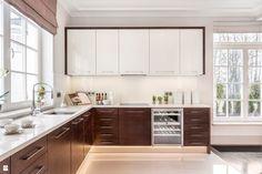 Osiedle Ventana - kuchnia rezydencji typu C - zdjęcie od Ventana - Kuchnia - Styl Nowoczesny - Ventana