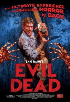 The Evil Dead (1981) movie #poster, #tshirt, #mousepad, #movieposters2