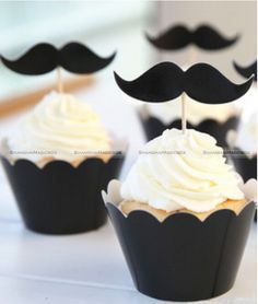 Shanghaimagicbox 12pcs Wedding Party Desserts Moustache Lips Princess Theme Cupcake Picks and Wrappers 40114360-in Event & Party Supplies from Home & Garden on Aliexpress.com | Alibaba Group