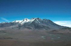 volcanes de chile-aucanquilcha -