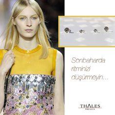 'Sonbaharda ritim, Thales Pırlanta tektaş küpe serisiyle kulağınızda olacak.' #tektaş #pirlanta #tektaspirlanta #mücevher #aksesuar #küpe #yüzük #kolye #moda #sonbahar #trend #stil #diamond #accessorize #jewellery #earring #ring #necklace #fashion #fall #thalespirlanta