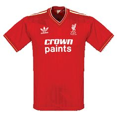 85-87 Liverpool Home Shirt - Grade 8