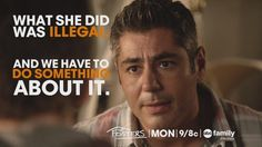 """S2 Ep7 """"The Longest Day"""" - YES. Lock up Dani. #TheFosters"""