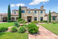 Beautiful Mediterranean home in prestigious, guarded & gated Montserrat. Great location on a large corner lot with an expansive landscaped yard & dog run. Spacious, open floor plan with soaring ceilings, crown molding, & hardwood floors. Gourmet kitchen with Wolf range & built-in fridge. Backyard oasis with heated diving pool & spa, outdoor kitchen, & living area with fireplace that s perfect for entertaining guests.