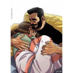 Este artista ilustra su vida diaria con su esposa (21 nuevos cómics) y es lo más | LikeMag - Social News and Entertainment