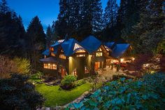 Mansion dream house: Fabulous West Vancouver Home – 1963 28th Street, West Vancouver, British Columbia, Canada, V7V 4L9