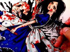 Alice Madness Returns draw by the1illustrator on DeviantArt