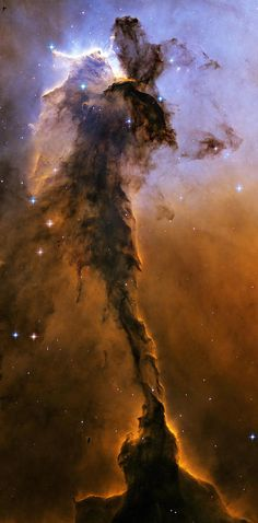 Stellar Spire In The Eagle Nebula - Enjoy some Peruvian Chocolate today! Hand made where the beans are grown. Woman owned and run company! From the Amazon, available on Amazon http://www.amazon.com/gp/product/B00725K254