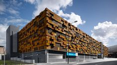 Manchester Piccadilly Multi Storey Car Park | Transportation | AHR | Architects and Building Consultants