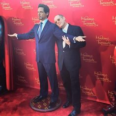 and in the meantime, live big, my friend James Spader Movies, James Spader Young, James Spader Blacklist, James Spader Avengers, The Blacklist Quotes, Tony And Pepper, Madame Tussauds, Age Of Ultron, Robert Downey Jr