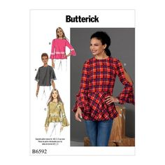 Easy Sewing Patterns, Simplicity Sewing Patterns, Sewing Ideas, Sewing Projects, Barbie Patterns, Pattern Sewing, Pattern Drafting, Vintage Patterns, Vintage Sewing