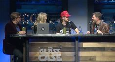 Stopping by the 'Glass Case of Emotion' podcast with Ryan Blaney and Kim Coon in Las Vegas, Dale Earnhardt Jr. dishes on his favorite karaoke songs.