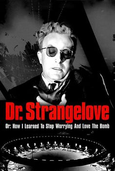 Strangelove or How I Learned to Stop Worrying and Love the Bomb Director: Stanley Kubrick Writers: Stanley Kubrick, Terry Sout. Stanley Kubrick, Dr Strangelove Movie, Movies To Watch Now, Best Classic Movies, Good Comedy Movies, Comedy Films, I Love Cinema, Believe, Instant Video