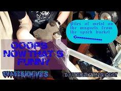DD Workrest Modifiedidea from Travis Wuertz #DDWorkrest #TravisWuertz #Knifemaker #Knifemaking #Metal #Punk #Rock #HardcoreMusic #OriginalMusic