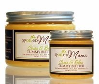 Coca and shea tummy butter <3 from trendytummy
