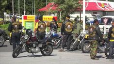 Biker Clubs, Motorcycle Clubs, Old And New, New Zealand