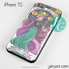 Elsa queen Phone case for iPhone 4/4s/5/5c/5s/6/6 plus