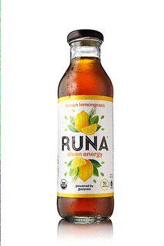 Runa Tea Lemon & Lemongrass in aisle 4, $2.15 for 14 oz