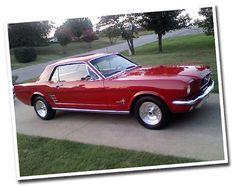 Virginia Classic Mustang Blog: Customer Cars