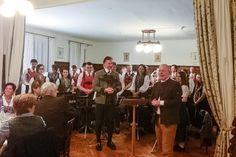 Exklusivkonzert der Stadtkapelle Mariazell im Hotel Drei Hasen zum 125 Jahr Jubiläum.
