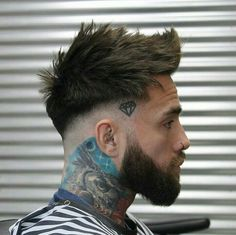 hair and beard styles Popular Curly Hairstyles For Black Men Trendy Mens Hairstyles, Mens Hairstyles With Beard, Hairstyles Haircuts, Haircuts For Men, Curly Mohawk Hairstyles, Fringe Hairstyles, Natural Hairstyles, Curly Hair Styles, Hair And Beard Styles