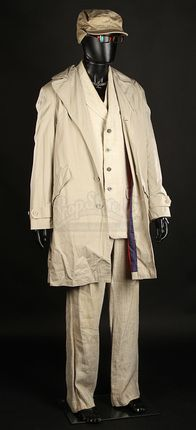 Ford Prefects (Mos Def) Suit, Mac, Cap Accessories | Prop Store - Ultimate Movie Collectables