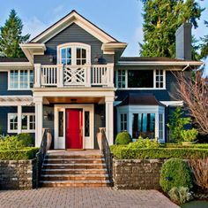 There's nothing like paint to transform the look of your home's exterior!