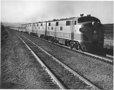 PALM SPRINGS RAIL HERITAGE – The trains that served Palm Springs from the 1920s until Amtrak…