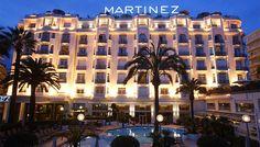 Le Martinez Cannes.