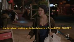 Broad City - Season 01 Episode 04. Basically my new favorite comedy show... #broadcity #Humor