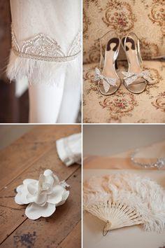 Magnolia Rouge - Rue de Seine Bridal Boutique, photos by Vela Images