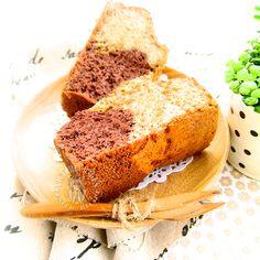 Almond chiffon cake