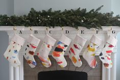 Arty Stocking - Stocking A