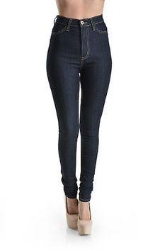 Janice High waist Skinny