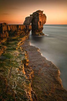 Pulpit Rock, Dorset, England