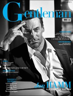 Gentleman España Septiembre 2014