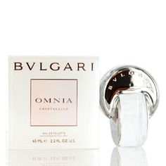Design house: Bvlgari. Gender: Ladies. Category: Perfume. SubType: EDT Spray. Size: 2.2 OZ. SKU: OMCTS22-A. Barcode: 783320922565. OMNIA CRYSTALLINE/Bvlgari EDT SPRAY 2.2 OZ (W). This item is only valid for shipment in the Contiguous United States.