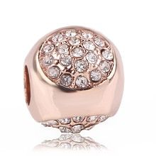 2019 New Rose Gold Blush Pink Magnolia Bloom Bead Fit Original Pandora Charms and Other Favorites - 2019 New Rose Gold Blush Pink Magnolia Bloom Bead Fit Original Pandora Charms and Other Favorites - Diy Jewelry To Sell, Diy Jewelry Making, Pandora Charms, Rose Gold Charms, Blush Pink, Bloom, Charmed, Engagement Rings, The Originals