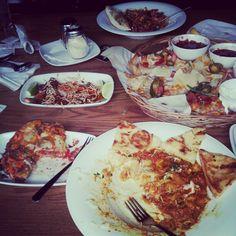 Photo by lovehaight3 - celebrating a friends birthday..eating yummy food at orginal joes #ojsmenu