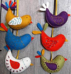 Are you interested in our Craft Kit? With our Felt bird you need look no further.